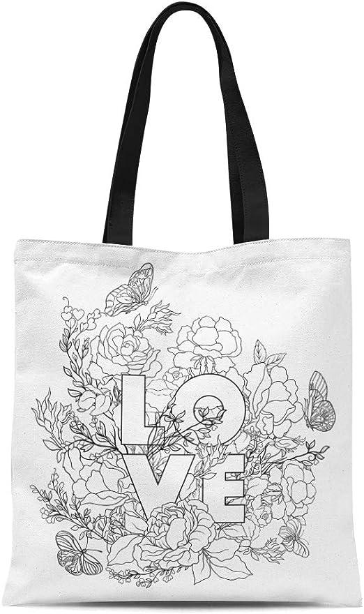 200 g Cotton Illustration Screenprint Handmade Tote Bag Boerentoren Antwerp