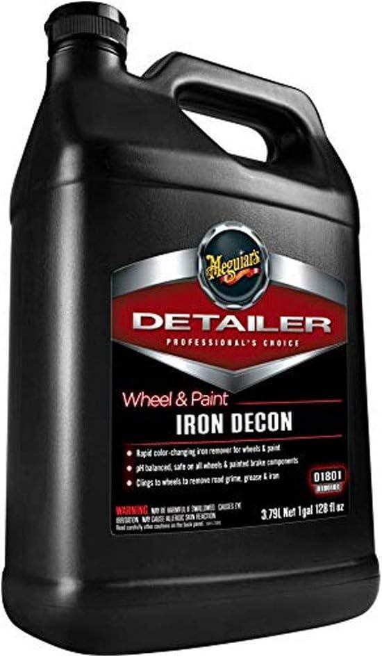 MEGUIARS Wheel & Paint Iron Decon - Gallon