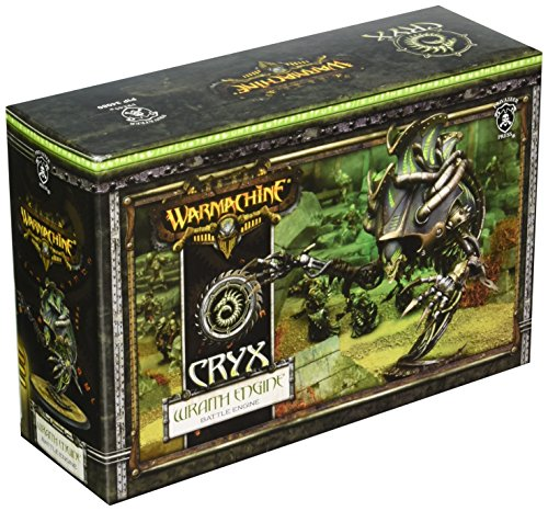 Privateer Press - Warmachine - Cryx: Wraith Battle Engine Model Kit 3
