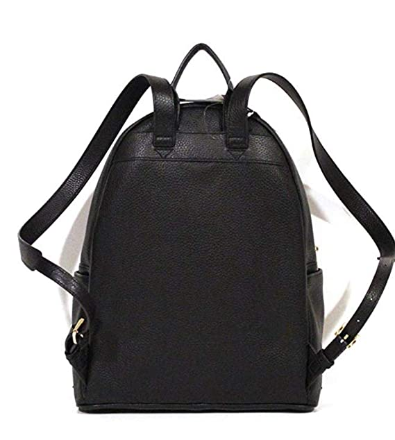f13b069b2c2e hot amazon michael kors abbey large studded leather backpack black casual  daypacks 605a4 699d7