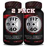 FITn40+ Plus – Total Health – Body Wellness Formula – 60 Tablets 2 Month Supply – 2 pk Review
