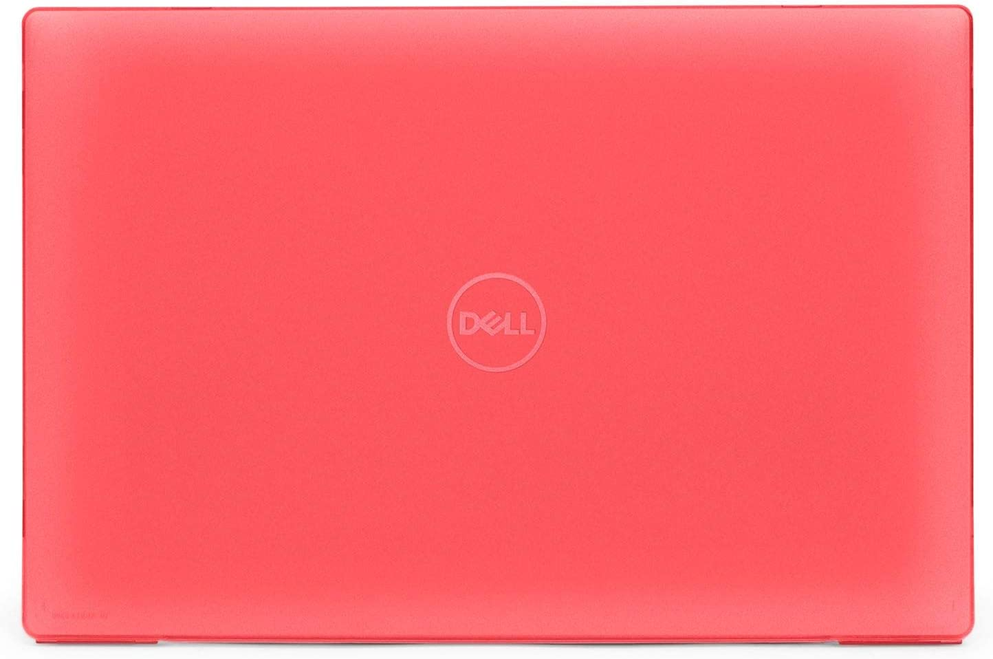 "mCover Hard Shell Case for 2020 13.4"" Dell XPS 13 9300 (non-2in1) Models (Red)"