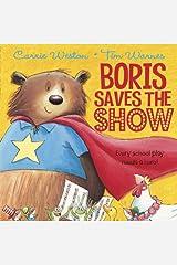Boris Saves the Show Kindle Edition