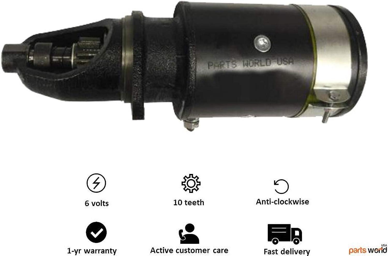 Case  220 230 1107067 1107093 Brand New Starter For International Farmall