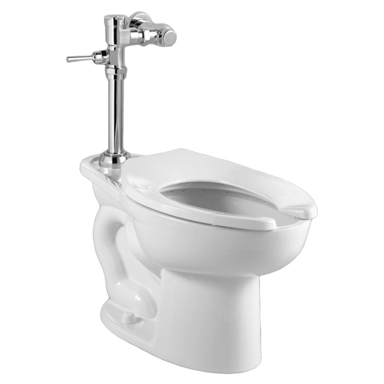 American Standard 2854.016.020 Madera ADA 1.6 GPF EverClean Toilet with Manual Flush Valve, White