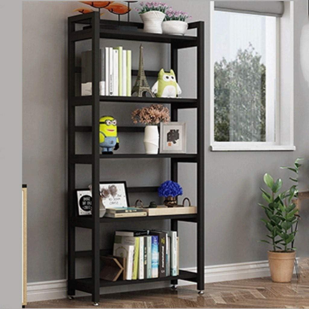 Amazon Com Room Wrought Iron Bookshelf Floor Frame Modern