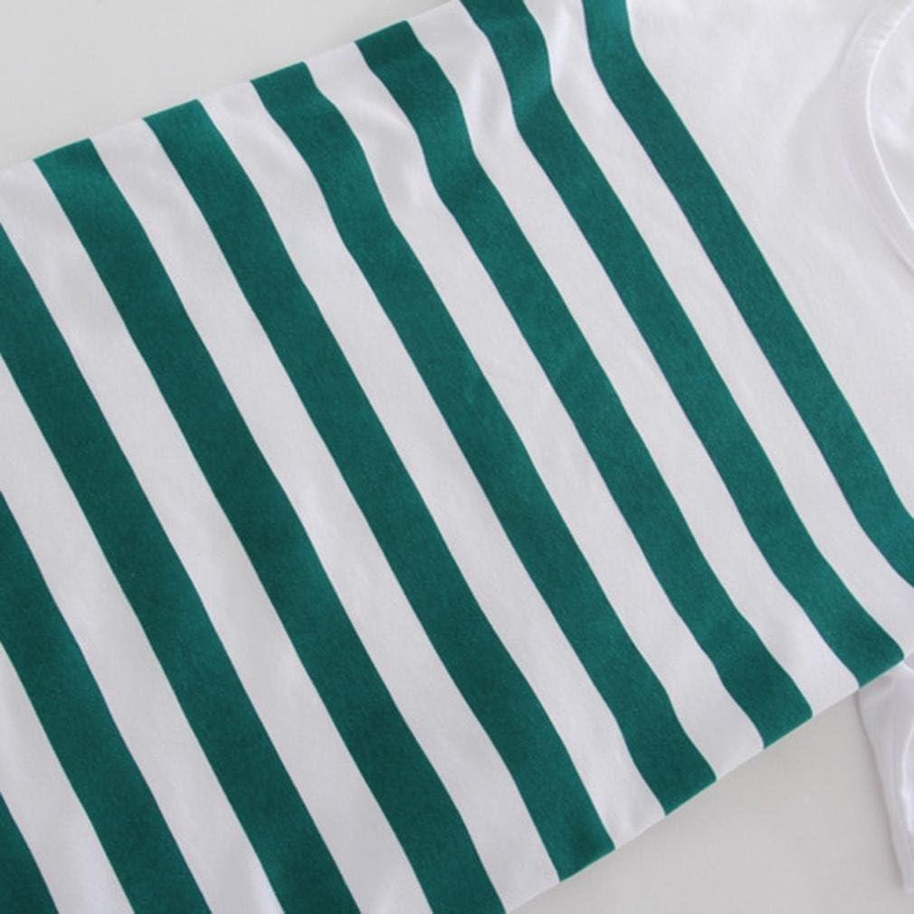 Casual Camicia Elegante Cotone Maglione Tumblr Estiva Particolari Felpe Pullover Hoodie Homebaby Estivi Maglietta Manica Corta Uomo Strisce T-Shirt Sportivi Vintage