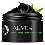 AL'IVER Activated Charcoal Peel Off Mask Anti-Aging Exfoliator 100ml in Jar