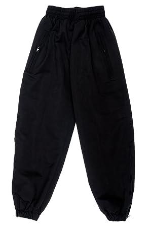 Unique Pantalones de chándal de Microfibra para niños para la ...