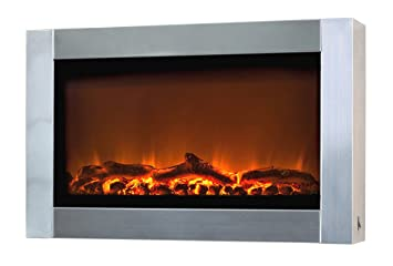 Amazon.com: Fire Sense Stainless Steel Wall Mounted Electric ...