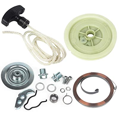 Wingsmoto Heavy Duty Recoil Pull Starter Repair Kit for Polaris Sportsman 500 1996 1997 1998 1999 2000 2002 2003 2004 2005 2011: Automotive