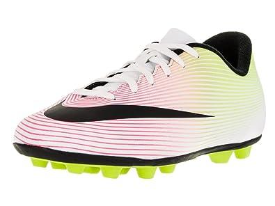 new arrival e9efb 3ab3f Nike Jr Mercurial Vortex II FG-r, Chaussures de Football Mixte bébé  Amazon. fr  Chaussures et Sacs