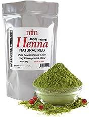 Morrocco Method Red Henna Hair Dye