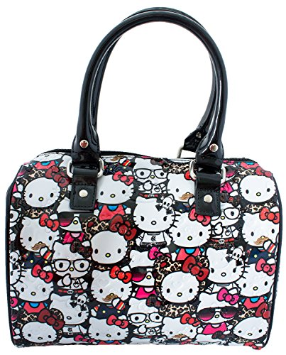 b5b114df0 Loungefly Hello Kitty All Stars Patent Embossed Mini City Bag - Buy ...
