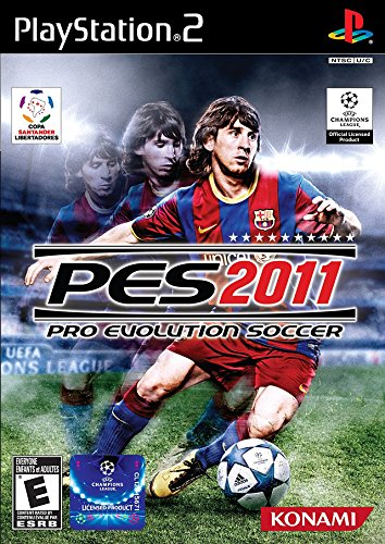 2011 Playstation 2 Game - Pro Evolution Soccer 2011