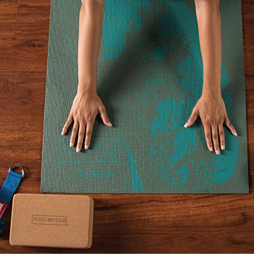Peace Yoga® Cork Blocks