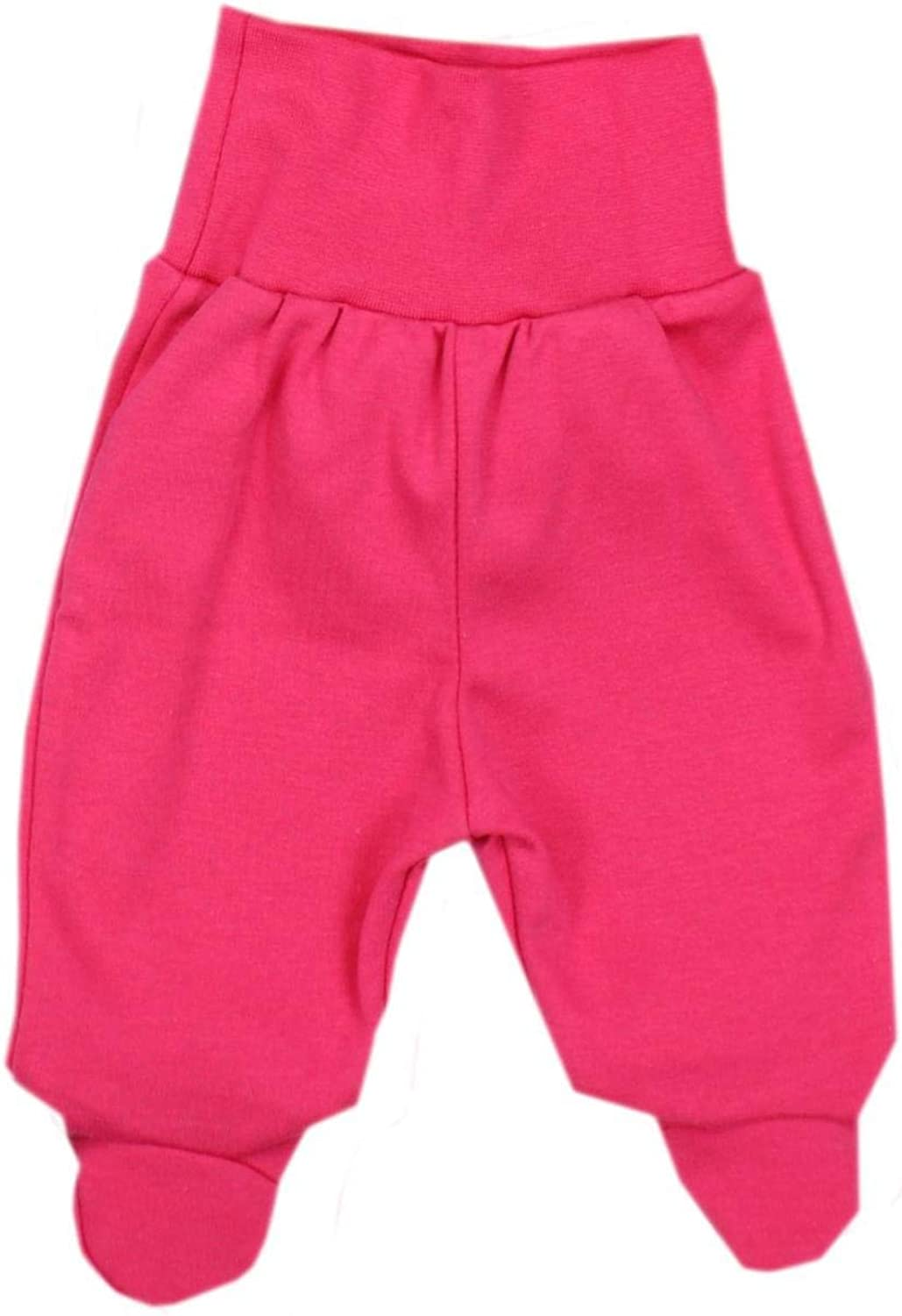 TupTam Baby Trousers with Feet Pack of 5