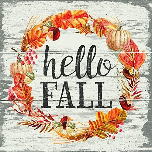 Carson Hello Fall Trivet (Hello Fall)