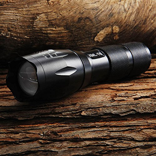 Hope Vision 1 Led Front Light With Batteries/Charger