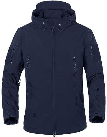8ed16bb8f648 TACVASEN Military Waterproof Men s Softshell Jacket Fleece Lining  Camouflage Outdoor Coat