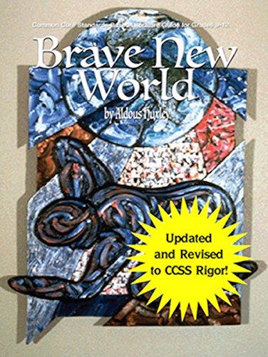 Brave New World Teacher Guide - Complete Teaching Unit for Brave New World Aldous Huxley