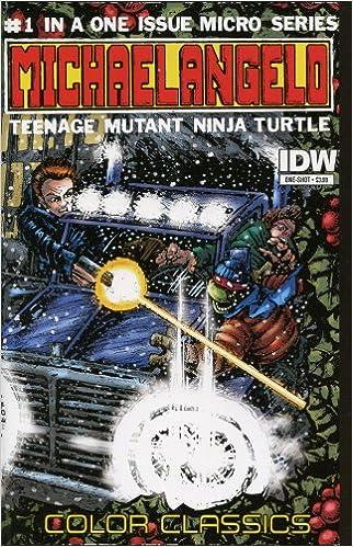 Teenage Mutant Ninja Turtles Color Classics Micro Series ...