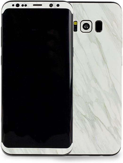 Samsung Galaxy S8 de Protection en Vinyle Marbre Skin en ...