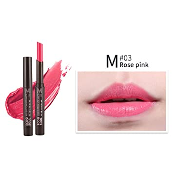 e9b1c768ad17 Amazon.com : Lipstick Maserfaliw Moisturizing Long-Lasting Matte ...