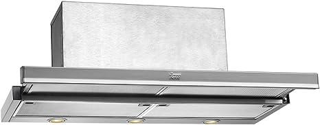 Teka CNL1 9000 Telescópica o extraplana Acero inoxidable 427m³/h - Campana (427 m³/h, Recirculación, 60 dB, Telescópica o extraplana, Acero inoxidable, 20 W): Amazon.es: Grandes electrodomésticos