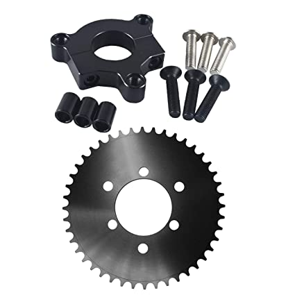 Gas Motorized Bicycle 66cc//80cc CDHPOWER New Higher Performance G3 Belt Driving Sprocket Assembly for 2 Stroke