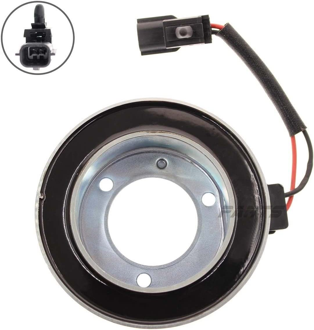 A//C AC Air Con Compressor Electromagnetic Clutch Coil for Nissan Murano DKS17D