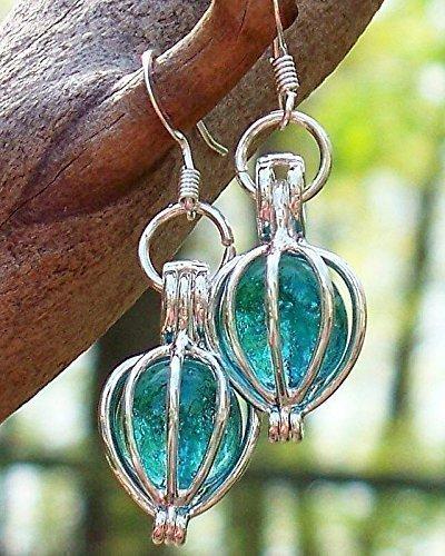 recycled-vintage-mason-jar-silver-drop-earrings