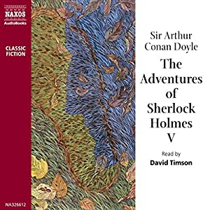 The Adventures of Sherlock Holmes V Hörbuch