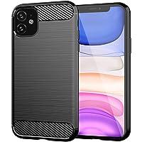 Egalo Slim TPU Anti-Fingerprint Fiber Pattern iPhone 11 Protective Case