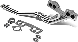 DNA Motoring HDS4RUNNER9024L Exhaust Header Manifold [For 90-95 4Runner/Pickup 2WD 2.4L]