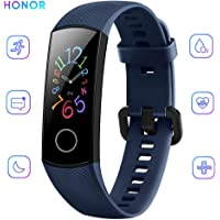 "Honor Band 5 Reloj Inteligente 0.95"" Gran Pantalla a Todo Color AMOLED Fitness Pulsera Inteligente Monitoreo Inteligente 5ATM a Prueba de Agua"