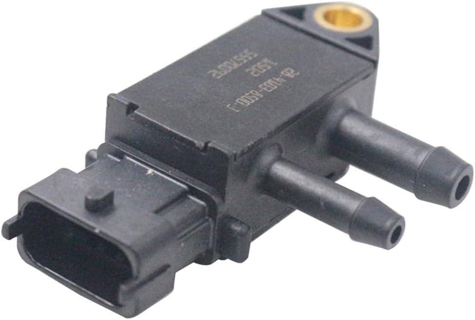 Loovey Exhaust Pressure Sensor Pressure differential Sensor For Chevrolet OEM 55570092