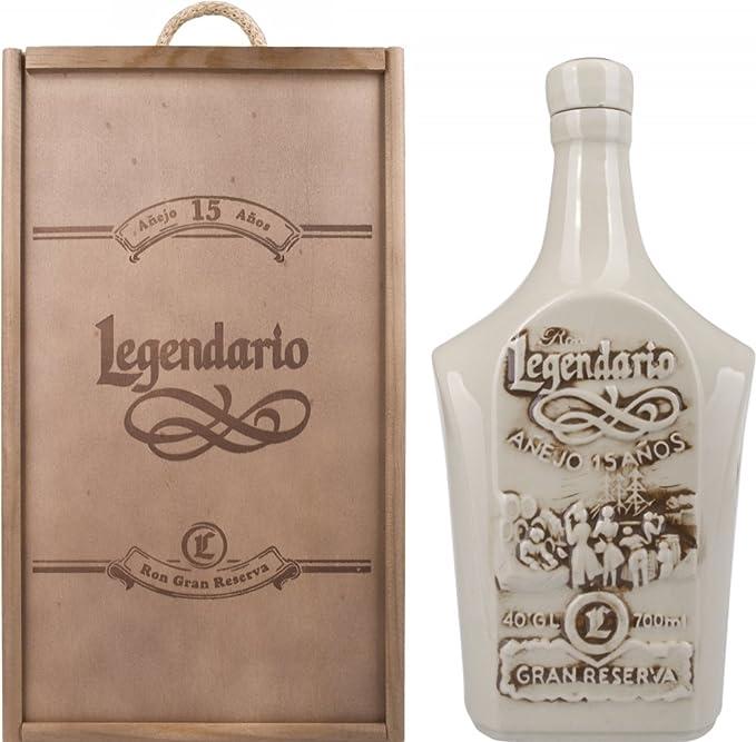 Gran Reserva 15 Años Legendario, 700 ml: Amazon.es ...