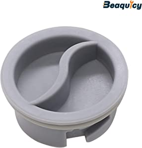 WD12X10206 Dishwasher Rinse Aid Cap Assembly by Beaquicy - Replacement for GE Hotpoint Dishwasher