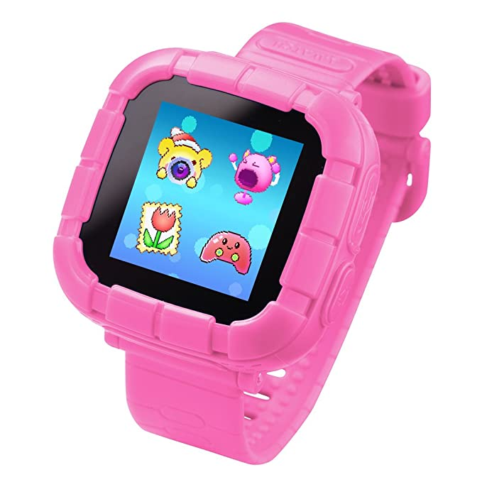 Kids Smart Watch Phone, GPS Tracker Smart Wrist Watch with SOS Anti-Lost Alarm Sim Card Slot Touch Screen Smartwatch for 3-12 Year Old Children Girls ...