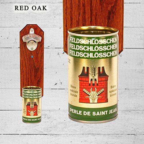 wall-mounted-bottle-opener-with-vintage-feldschlosschen-beer-can-cap-catcher