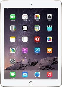 Apple iPad Air 2 a1567 16GB Gold Tablet WiFi + 4G Unlocked GSM/CDMA (Renewed)