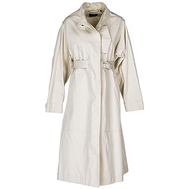 749c9a036985a5 Isabel Marant Regenbekleidung Damen Regenjacke Trenchcoat Regenmantel jaci  beige EU 36 (UK 8) MA037523EC