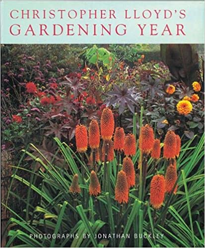 Book Christopher Lloyd's Gardening Year