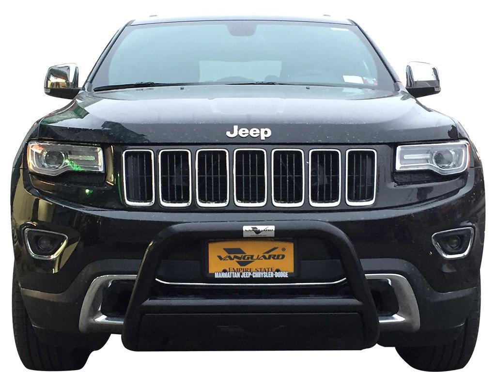 Amazon.com: VanGuard Off Road VANGUARD VGUBG 1183BK 2011 2015 Jeep Grand  Cherokee Bull Bar With Skid Plate B/K: Automotive