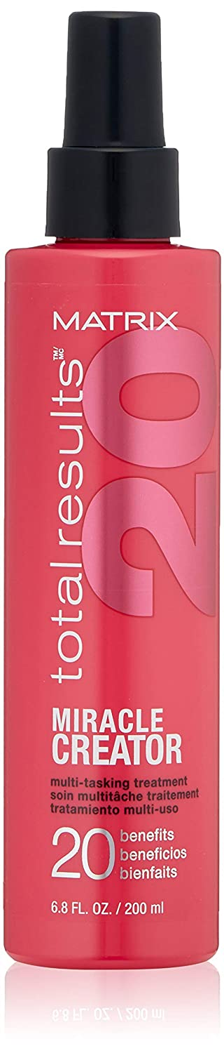 Total Results Miracle Creator Multi-Tasking Hair Treatment Spray