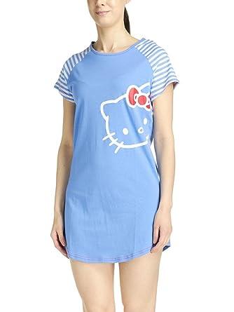 c1deefaa3 Amazon.com: Hello Kitty Women's American Kitty Sleepshirt: Clothing