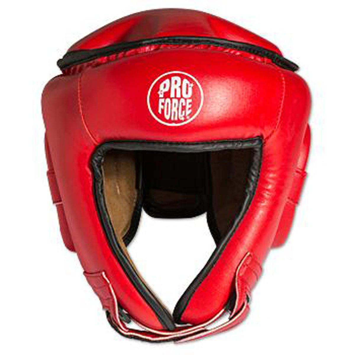 Gungfu Proforce レッド Open Face Face Headgear – B01DD0IIAC レッド Large B01DD0IIAC, 和歌山県有田市:b95253ae --- capela.dominiotemporario.com