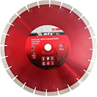 Disco De Corte Diamantado Segmentado 350 X 3, 0 X 25, 4 Mm Mtx
