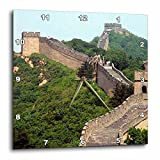 Vacation Spots – Great Wall of China – 10×10 Wall Clock (dpp_3546_1) For Sale